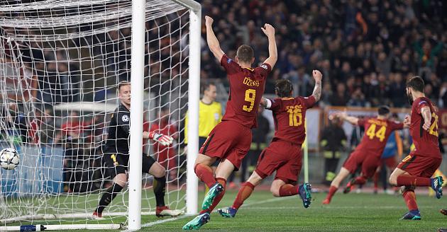 Rom wirft Barcelona sensationell aus der Champions League
